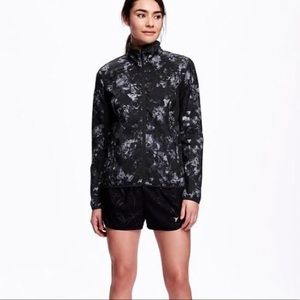 Old Navy Abstract Active Jacket
